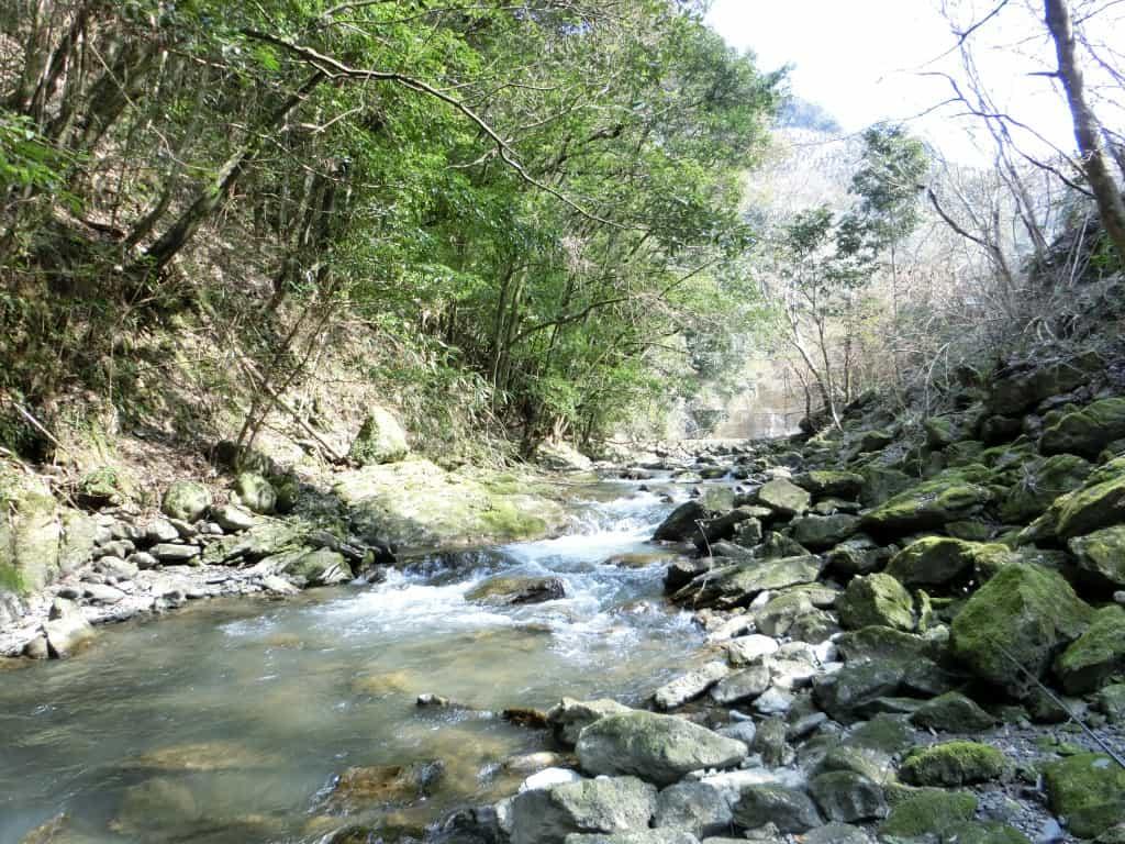 球磨川水系免田川