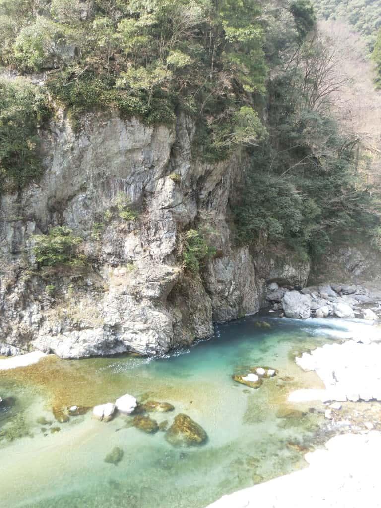 球磨川支流川辺川