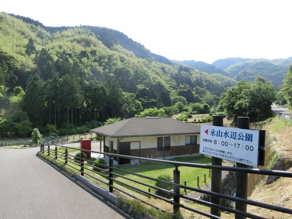 福岡佐賀脊振山の田手川渓流釣り