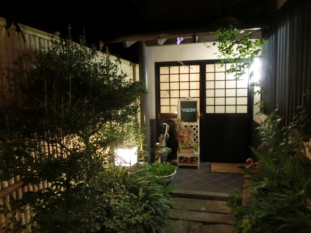 日田のゲストハウスやすらぎ