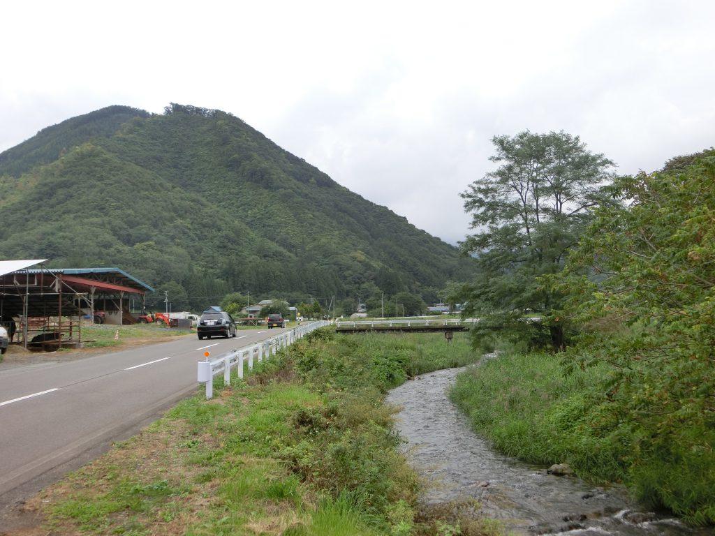 達曽部川ヤマメ渓流釣り