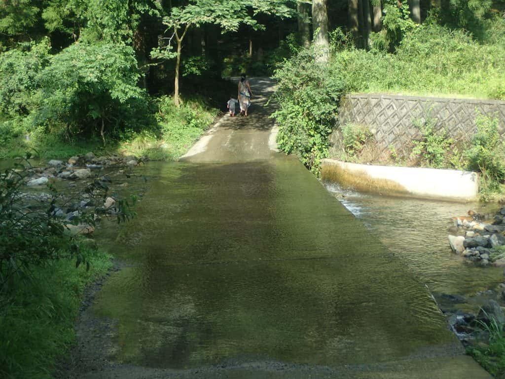京都鴨川東又川渓流釣り