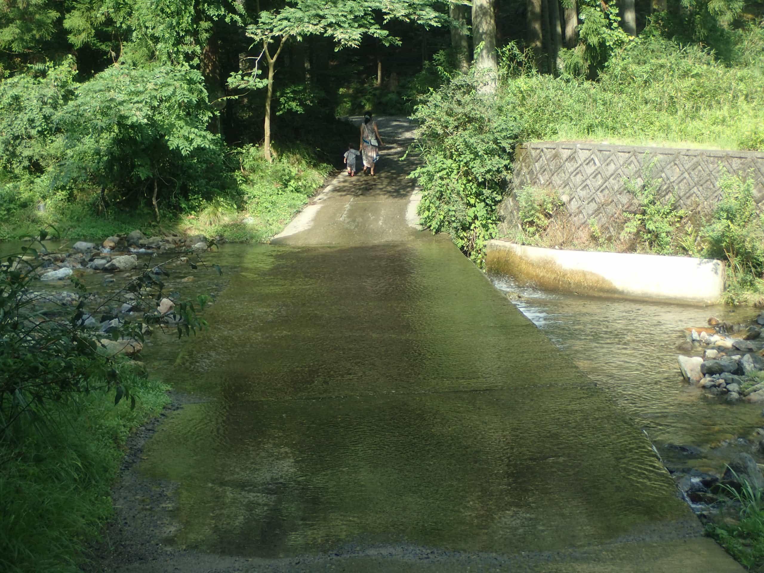 京都 渓流 釣り