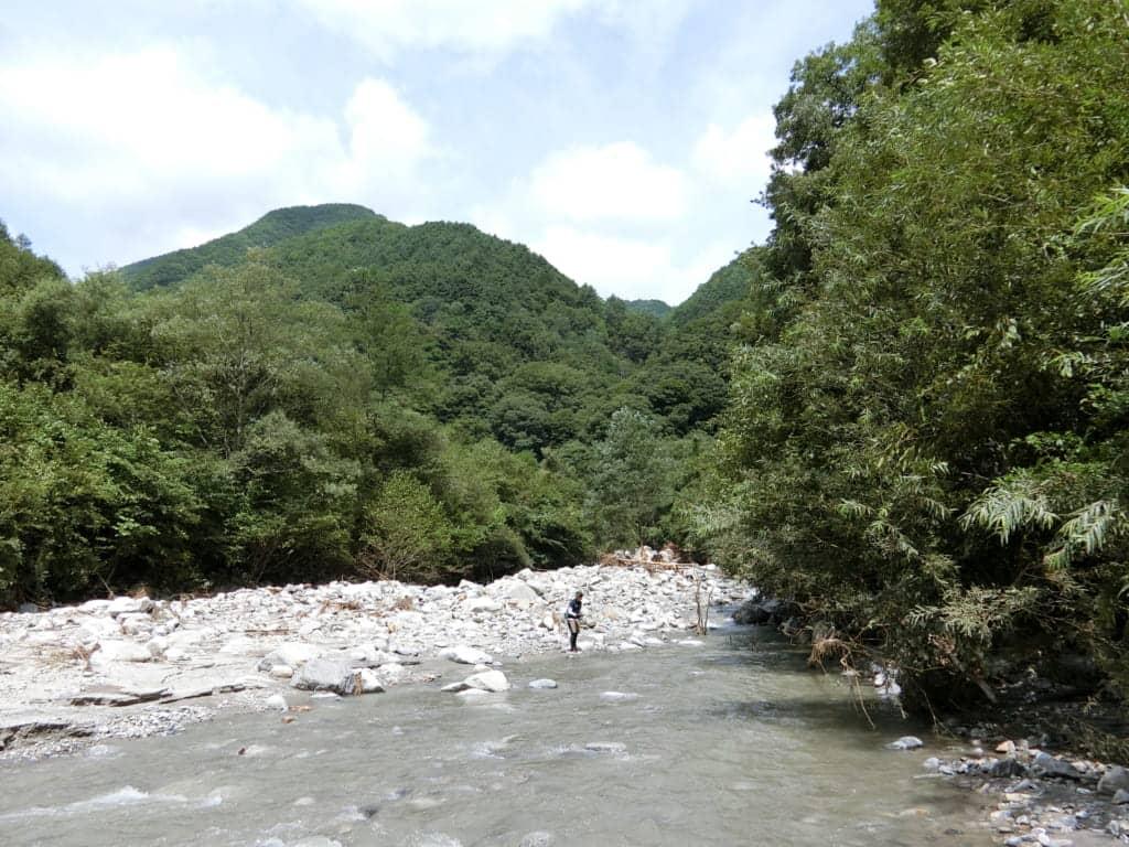 駒ヶ根・飯田渓流釣り