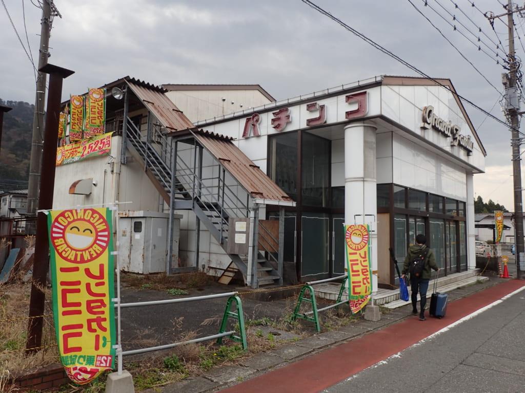 鬼怒川温泉駅ニコニコレンタカー