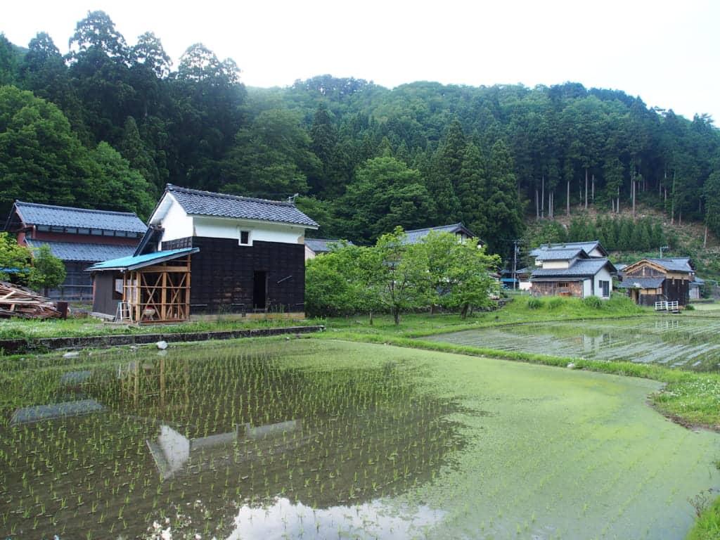福井県今庄