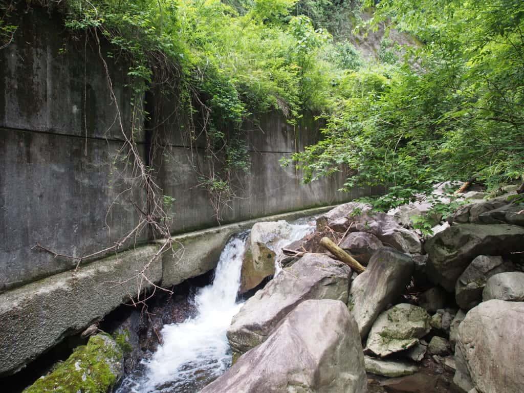 有田川アマゴ渓流釣り