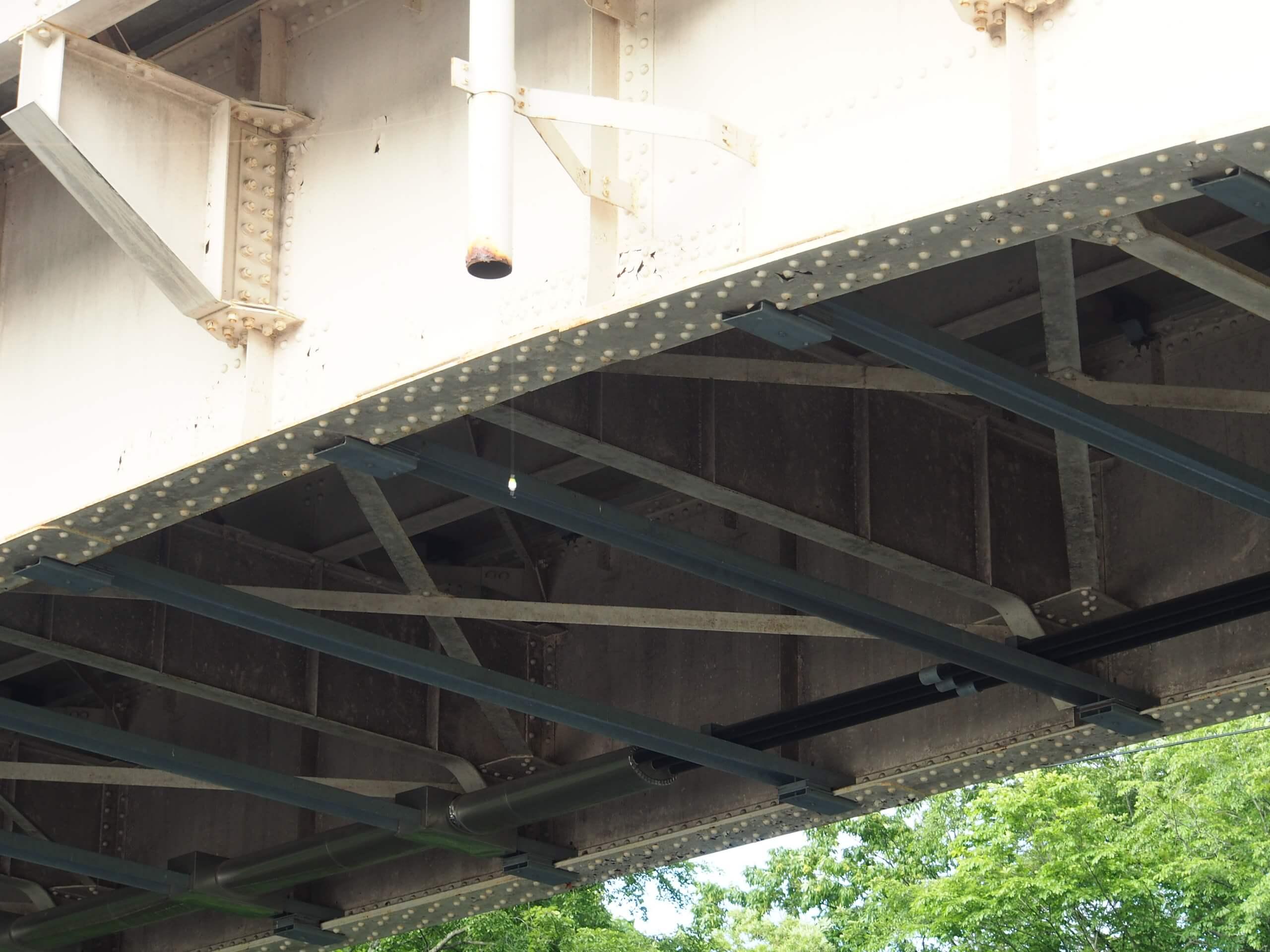 利別川塩幌橋ニジマス釣り