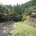 越知川ヤマメ渓流釣り