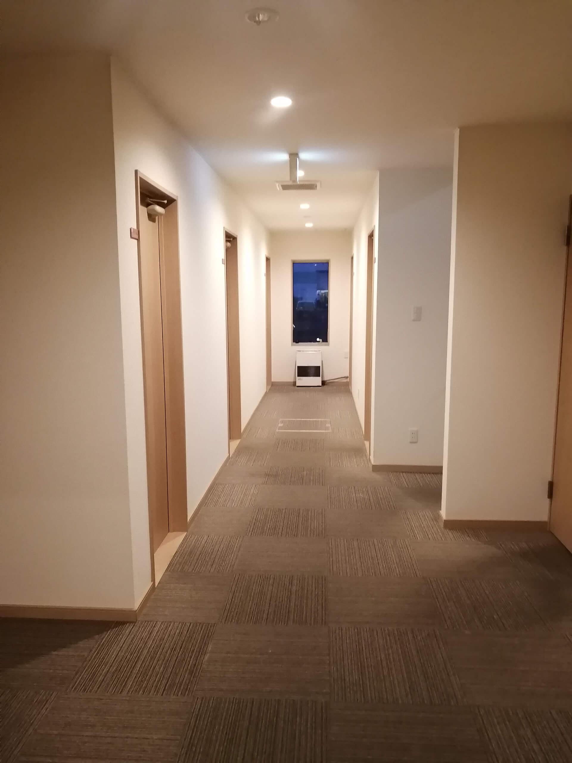 ビジネスホテルマルワ