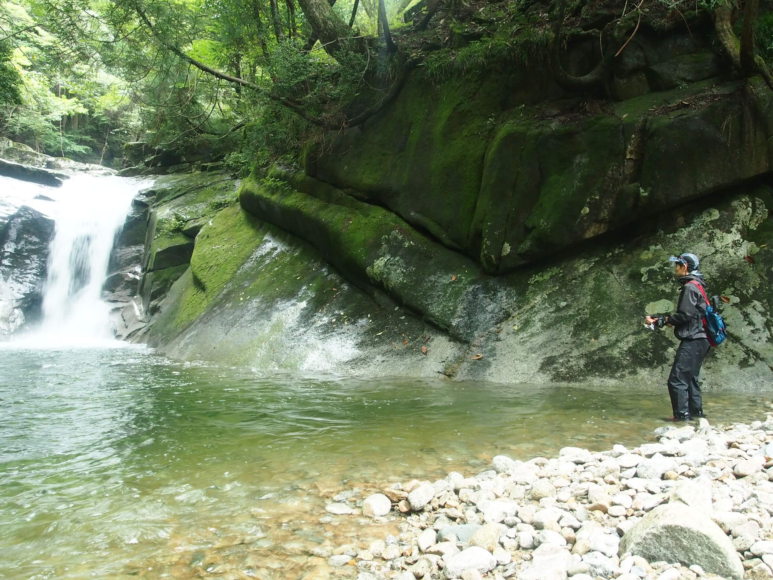 鳥取県千代川
